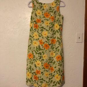 Tommy Bahama 100% silk dress, size 6